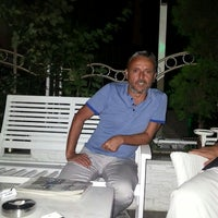Photo taken at Sea trace by Bülent K. on 9/1/2014