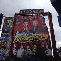 Foto tirada no(a) Teatro Wilberto Cantón por Ilse R. em 3/9/2014