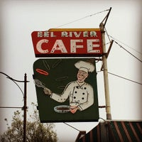 Photo taken at Eel River Cafe by Liz S. on 3/27/2015