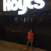 Снимок сделан в Cine Hoyts Mall Plaza Los Dominicos пользователем Karla R. 7/8/2018