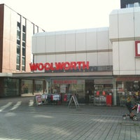 Photo taken at Woolworth by Hasenpaar ♛. on 6/15/2013