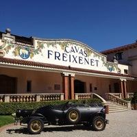 Photo taken at Cavas Freixenet by Oscar O. on 3/31/2013