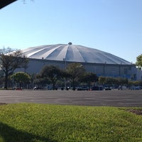 Photo taken at Tropicana Field by Joe P. on 1/24/2013