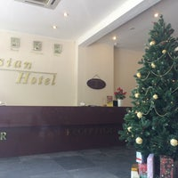 Photo taken at Asian Hotel Ho Chi Minh City by sawako b. on 11/20/2015
