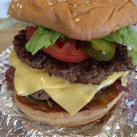 Photo taken at Five Guys by Jared D. on 2/13/2014