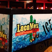 Photo taken at LocoMex On The River by Federico G. on 11/22/2014