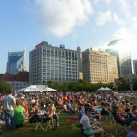 Photo taken at Live On The Green Music Festival by Abby G. on 8/15/2013