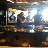 Photo taken at BD's Mongolian Barbeque by Noah C. on 11/2/2012