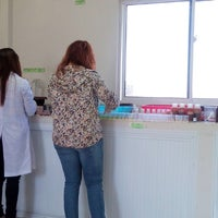 Photo taken at LAB waterquality hue2@oleo by Success c. on 2/1/2014