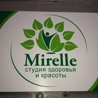 Photo taken at Mirelle by Mila S. on 2/23/2014