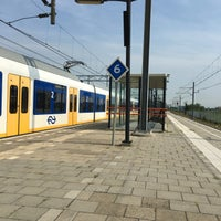 Photo taken at Spoor 5 by Peter H. on 8/19/2016