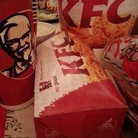 Photo taken at KFC by Tac Tac C. on 10/15/2013