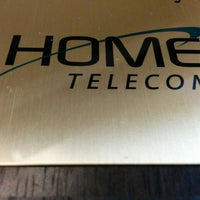 Photo taken at Home Telecom by Patrick (PLA) A. on 4/15/2014