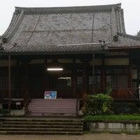 Photo taken at 円徳寺 by 御影 銀. on 10/1/2016