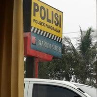 Photo taken at polsek pangkalan 50 Kota by Petrus E. on 2/20/2014