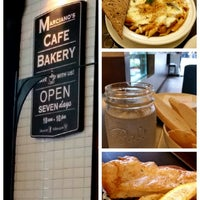 Photo taken at Marciano's Cafe Bakery by Rey C. on 8/3/2014