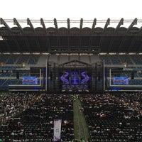 Photo taken at Daejeon Worldcup Stadium by duruni on 8/30/2015