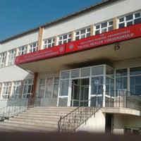 Photo taken at Yalvaç Teknik Bilimler Meslek Yüksekokulu by Zeynep Ç. on 9/2/2014