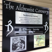 Photo taken at The Alchemist Cannery by T.J. S. on 8/9/2013