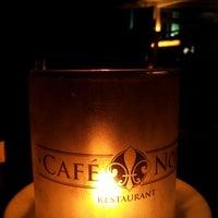 Photo taken at Café Noir by Pradeep P. on 3/10/2013