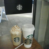 Photo taken at Starbucks by Kim B. on 4/17/2013