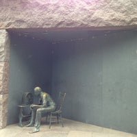 Photo taken at Franklin Delano Roosevelt Memorial by Andrea M. on 8/19/2013