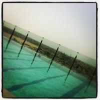 Photo taken at Pool@ Radisson Royal Hotel by Diala S. on 8/31/2013