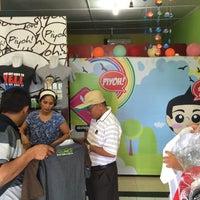 Photo taken at Piyoh Distro by Bayu Adhi N. on 5/23/2014