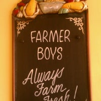 Photo taken at Farmer Boys by Kaylyn S. on 7/7/2013