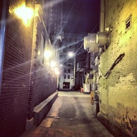 Photo taken at A Sketchy Alley by Sergeant H. on 4/21/2014