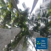 Photo taken at Sítio Green Peace - Pousada e Eventos by Sítio G. on 10/14/2016