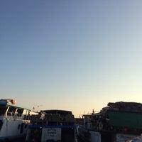 Photo taken at Pelabuhan Muara Angke by fabian h. on 6/28/2017