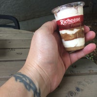 Photo taken at Richeese Factory by fabian h. on 11/11/2017