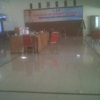Photo taken at Kwartir Daerah Sul-Sel by teguh iman p. on 8/18/2013
