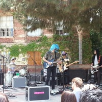 Photo taken at UCLA Bruin Plaza by Kenny L. on 5/22/2013
