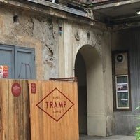 Das Foto wurde bei Super Tramp Coffee von Honza K. am 5/29/2016 aufgenommen