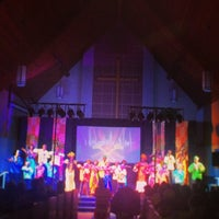 Photo taken at South Arm United Church by Ricky S. on 2/13/2014