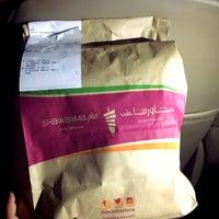 Photo taken at Shawarma.Plus by Noura O. on 7/12/2016