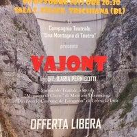 Photo taken at Una Montagna di Teatro by Una Montagna d. on 11/15/2013