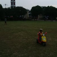 Photo taken at Alun Alun Majalengka by munte d. on 8/2/2014