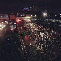 Photo taken at Ayala Bus Stop (Northbound) by Rolan T. on 9/10/2013