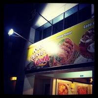 Photo taken at Restoran Ayam Penyet Jawa by Ease T. on 12/9/2012