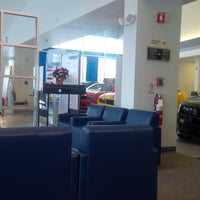 Photo taken at Chevrolet of Milford by Andrew H. on 2/15/2014
