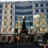 Photo taken at Macy's by Kylie B. on 12/10/2012