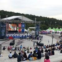 Photo taken at 한국소리문화의전당 연지홀 by Hyojeong J. on 10/5/2013