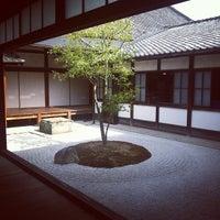 Photo taken at Kennin-ji Temple by Tata Z. on 6/8/2013
