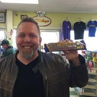 Photo taken at Stuckey's by Christine V. on 1/9/2015