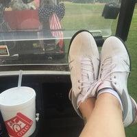 Photo taken at Braelinn Golf Course by Christine V. on 7/1/2016