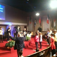 Photo taken at Church of the Word International by John T. on 10/20/2013