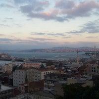 Photo taken at Ağa Kapısı by Emirhan E. on 10/24/2013
